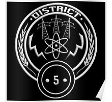 District 5 - Power Poster