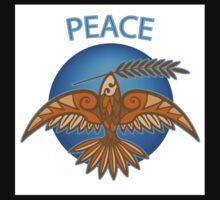 Peace bird. Kids Clothes