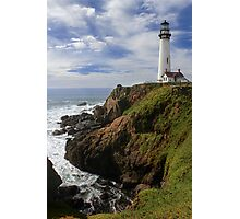 Pigeon Point Lighthouse III Photographic Print