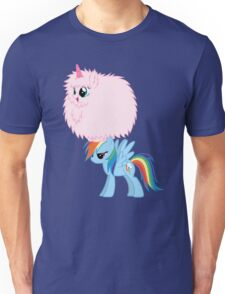 PFUDORainbow Dash Unisex T-Shirt