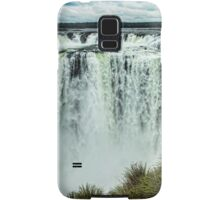 Iguazu Falls - From river level Samsung Galaxy Case/Skin
