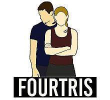 Fourtris Photographic Print