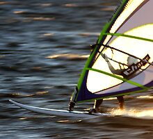 Windsurfer by Noel Elliot