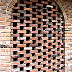 Laced Brick by Kimberly Miller