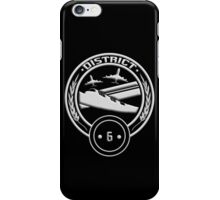 District 6 - Transportation iPhone Case/Skin