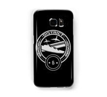 District 6 - Transportation Samsung Galaxy Case/Skin