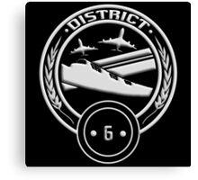 District 6 - Transportation Canvas Print