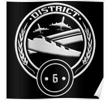 District 6 - Transportation Poster