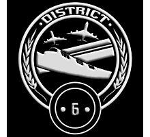 District 6 - Transportation Photographic Print