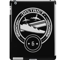 District 6 - Transportation iPad Case/Skin