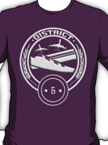 District 6 - Transportation T-Shirt