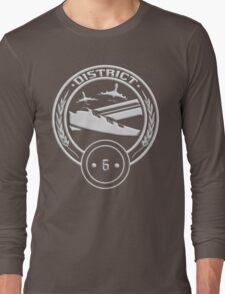 District 6 - Transportation Long Sleeve T-Shirt