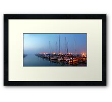 Lake Michigan Framed Print