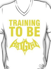 Training to be Batgirl  T-Shirt