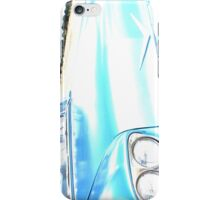 Bright Bleached Cadillac Hood iPhone Case/Skin