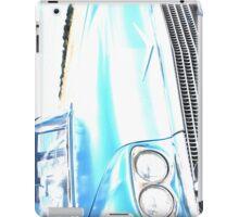 Bright Bleached Cadillac Hood iPad Case/Skin