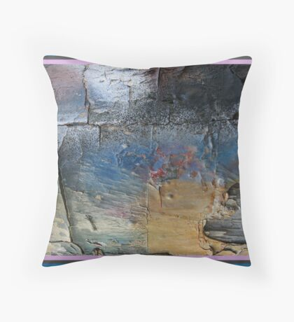 Paint By Number Throw Pillow