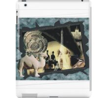 Welcome to voyage iPad Case/Skin