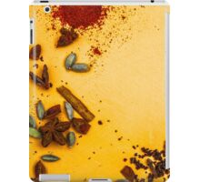 Spice up your life iPad Case/Skin