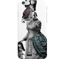 Girl Dresses Herself iPhone Case/Skin