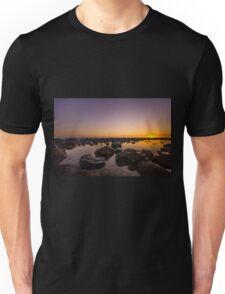 Crystal Stillness On The Rocks Unisex T-Shirt