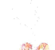 Otoya and Nanami by msxkaileey