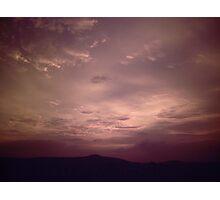 colour radiance Photographic Print