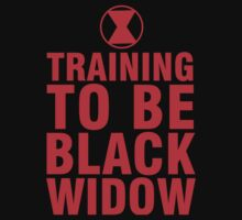 Training to be Black Widow - Natasha Romanoff by mashedelephants