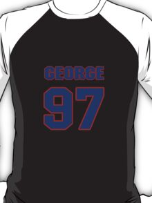 National football player George Hinkle jersey 97 T-Shirt