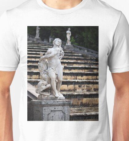 Fountain in the Peterhof Unisex T-Shirt
