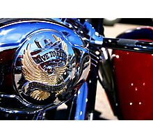 Live To Ride... Photographic Print