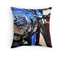 Live To Ride... Throw Pillow