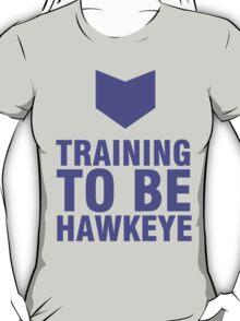 Training to be Hawkeye - Kate Bishop / Clint Barton T-Shirt