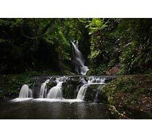 Elabana Falls... Photographic Print