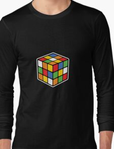 Booby Cube Long Sleeve T-Shirt