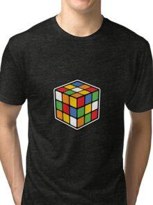 Booby Cube Tri-blend T-Shirt