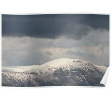 Mount Feathertop Poster
