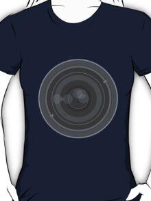 18-200mm Lens Vector T-Shirt