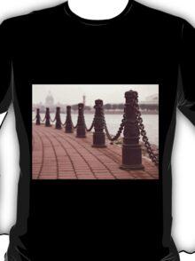 Raining day in Saint-Petersburg T-Shirt