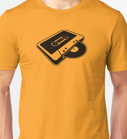 Tape 'n' Record Unisex T-Shirt