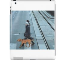 Walk iPad Case/Skin