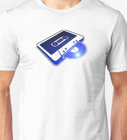 Tape 'n' Record. Unisex T-Shirt