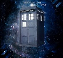 ThroughTime And Space by Designsbytopher