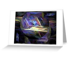 Energetic Forces Greeting Card