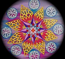flower of life from within you by rsh1170