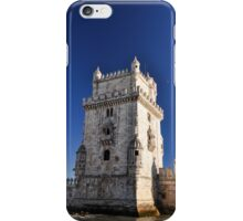 Belem tower iPhone Case/Skin