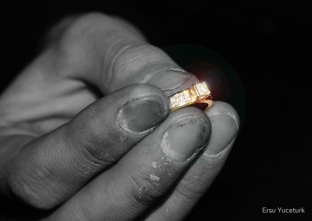Diamond in the Rough by Ersu Yuceturk