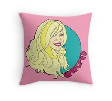 What Would Colleen Patrick-Goudreau Do? Throw Pillow