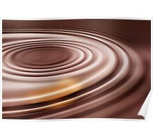 Smooth chocolate.... Poster