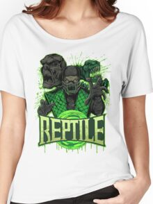 REPTILE Women's Relaxed Fit T-Shirt
